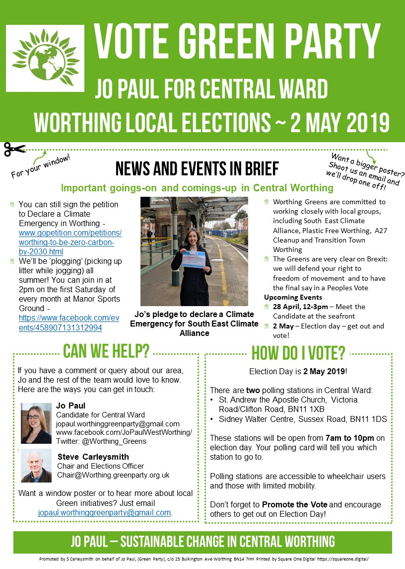 election newsletter side 2